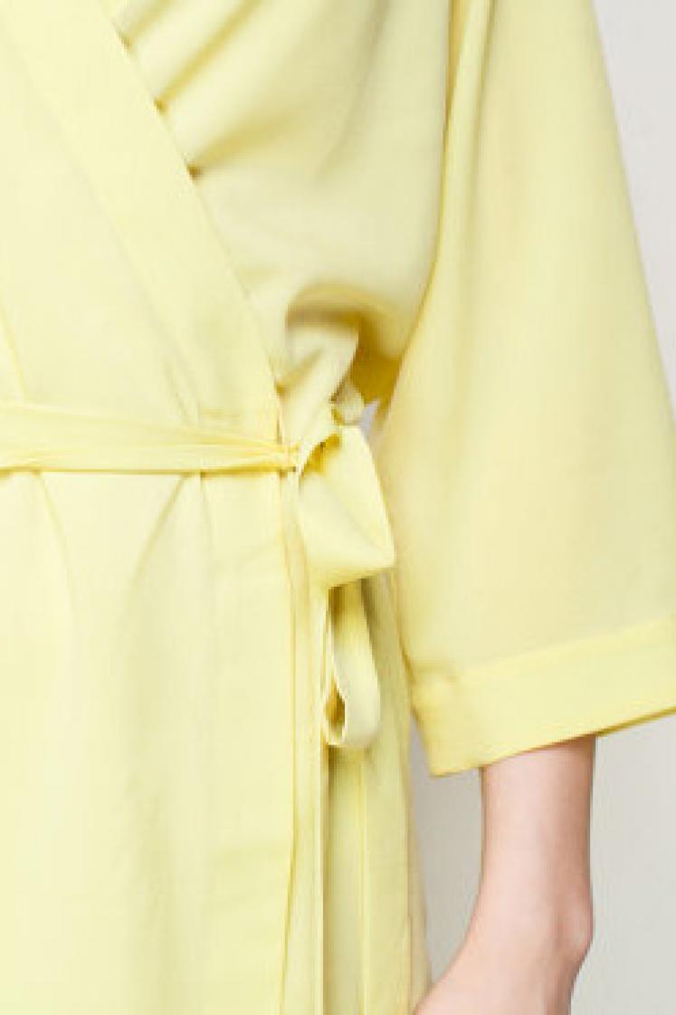 Lemon Kimono | bunnystreet.com